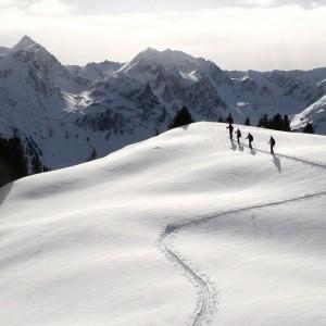ski touring Pitztal