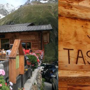 Taschach Alm Mountain Hut & Alpine Dairy in Pitztal