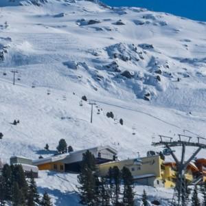Zeigerrestaurant at Hochzeiger ski resort