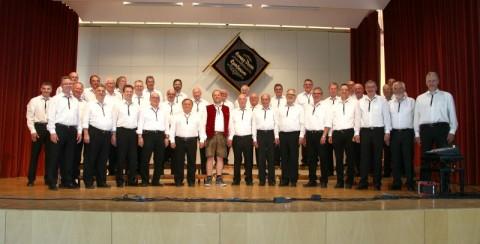 Konzert Männergesangverein Egenhausen