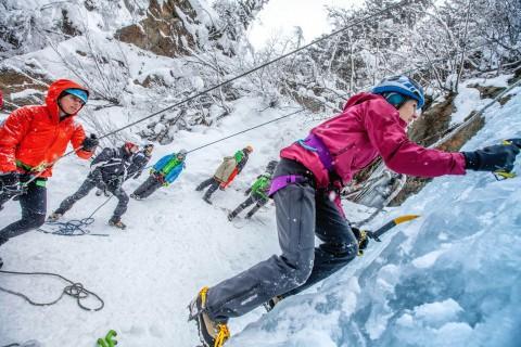 EIS TOTAL – Ice climbing festival