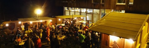 Adventmarkt beim Naturparkhaus Kaunergrat am Gachenblick
