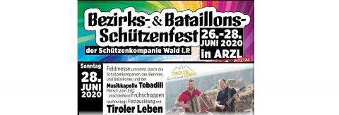 Bezirks- and Bataillonsschützenfest with