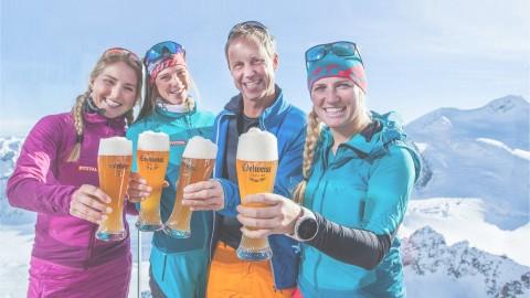 Eine Woche Biergenuss Pitztaler Gletscher & Rifflsee