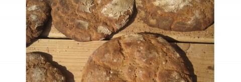 Brotbacken bei der Jerzner Mühle