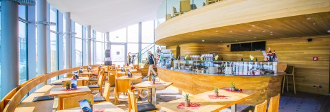 Restaurants, Almen & Hütten Pitztaler Gletscher & Rifflsee