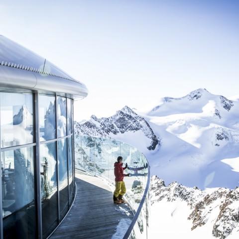 Winterhighlight Cafe 3.440m Pitztal/Tirol