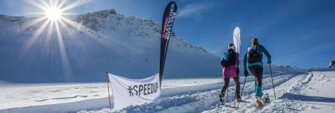Sicherheitstag im Dynafit Skitourenpark