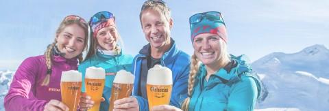 Bierwoche am Pitztaler Gletscher