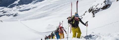 Pitztal Wild Face - Freeride Extreme on the Pitztal Glacier