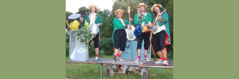 10 Jahre Biohotel Stillebach mit Gartenfest