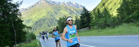 Gletschermarathon