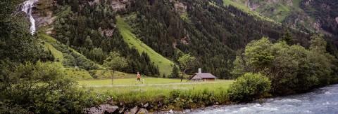 The virtual Glacier Marathon