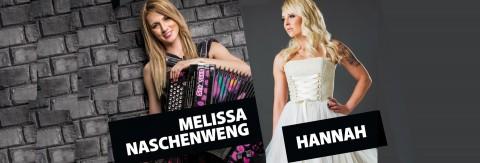 Hochzeiger rockt - Live 2019: HANNAH & Melissa Naschenweng