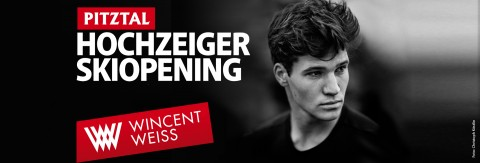 Wincent Weiss live: Pitztal Ski-Opening at Hochzeiger