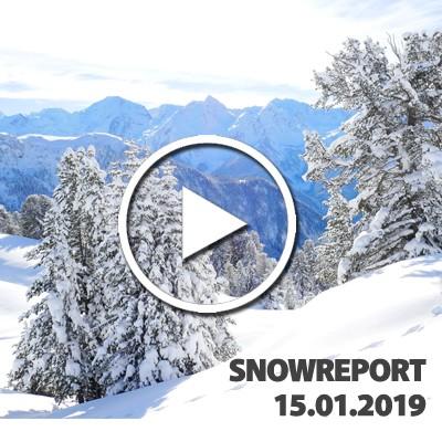 Hochzeiger Snowreport