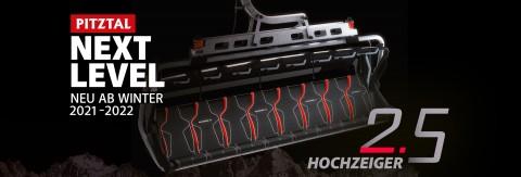 NEU ab dem Winter 2021/22: Hochzeiger 2.5 Sesselbahn