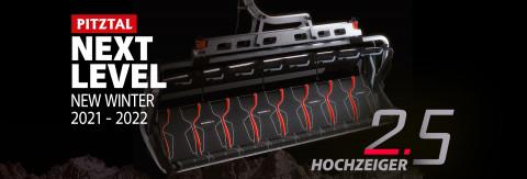 NEW from winter 2021/22: Hochzeiger 2.5 chairlift