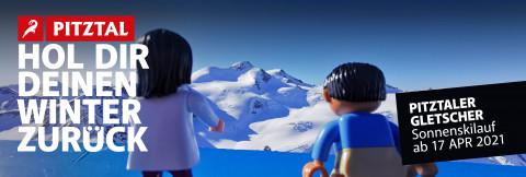 Update // Gletscherfrühling Pitztaler Gletscher