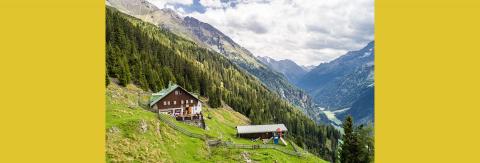 Pitztaler Almenbus zur Ludwigsburger Hütte