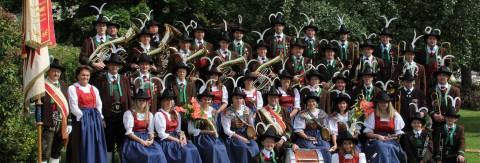Platzkonzert der Musikkapelle Jerzens
