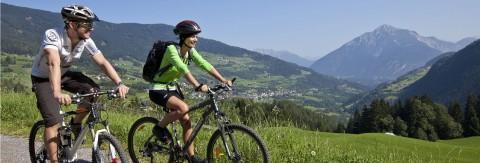 Mountainbike Touren im Pitztal, Tirol