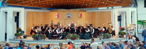 Kirchtagsfest in Arzl