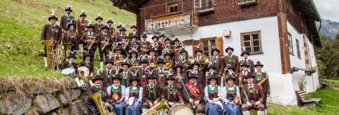 Pitztaler Blasmusikfest & Bataillonsschützenfest St. Leonhard