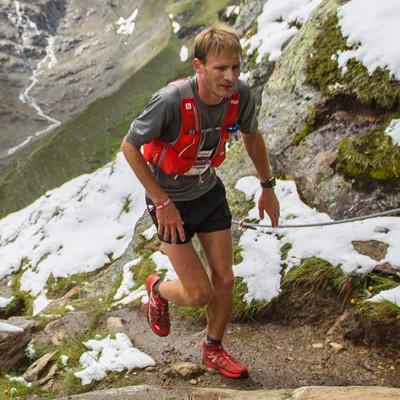 Trail Runner im Pitztal
