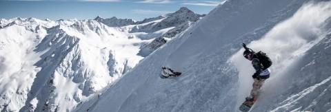 Pitztal Wild Face - Freeride Extreme am Pitztaler Gletscher