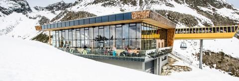 Ski- und Wandergebiet Rifflsee