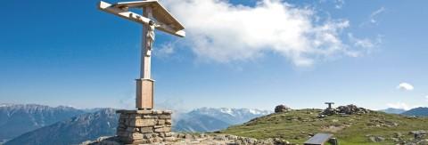 Sechszeiger mountain mass