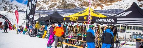 Pitztaler Gletscher Ski & Show