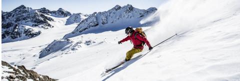 Es geat wieda los - Tirols höchster Skistart am DACH TIROLS