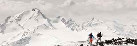 Skitouren zur Wildspitze