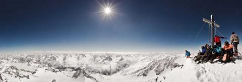 Skitour zum Dach Tirols - der Wildspitzte 3.774 m