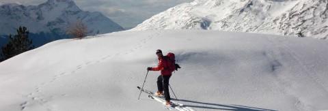 Einsteiger Skitour am Hochzeiger