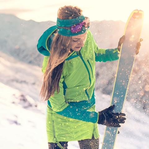 Dynafit Skitourenpark Pitztaler Gletscher