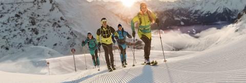 Einsteigerkurs Skitourengehen
