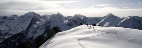 Skitour für Einsteiger am Hochzeiger