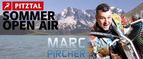 Rifflsee Sommer Open Air mit Marc Pircher