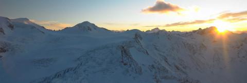 Tirols höchster Sonnenaufgang auf 3.440m