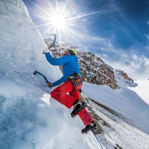 Eisklettern Pitztal Tirol