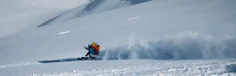 Pitztal Wild Face Freeride Extreme am Pitztaler Gletscher